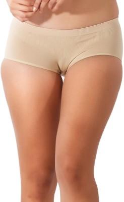 Shyle Women's Brief Beige Panty