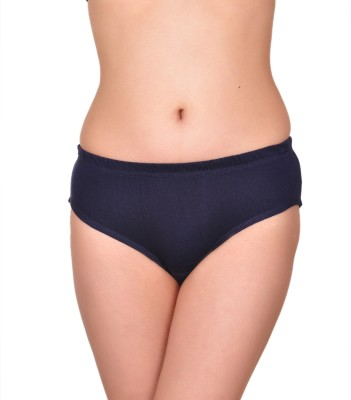Sellsy Women's Hipster Blue Panty