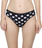 Proleaf Women's Bikini Black Panty (Pack...