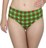 Proleaf Women's Hipster Green Panty (Pac...