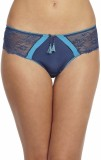 Soie Women's Hipster Blue Panty (Pack of...