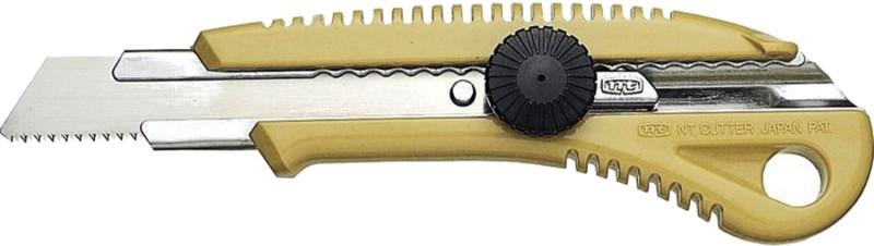 NT Cutter Cutter(Set Of 1, Yellow)