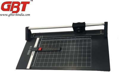 GBT 1 Plastic Grip Guillotine Paper Cutter