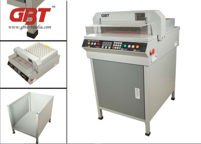 GBT 1 Metal Grip Guillotine Paper Cutter