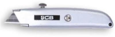 Jcb Retractable Zinc Knife Metal Grip Corner Paper Cutter