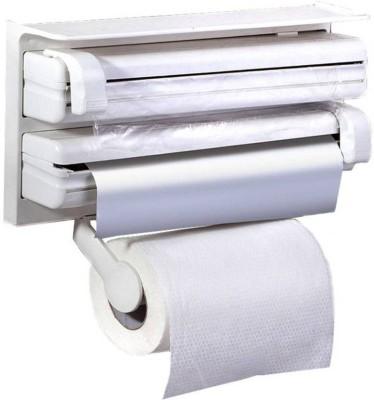 SRB Triple Layer Plastic Wrap Paper Dispenser