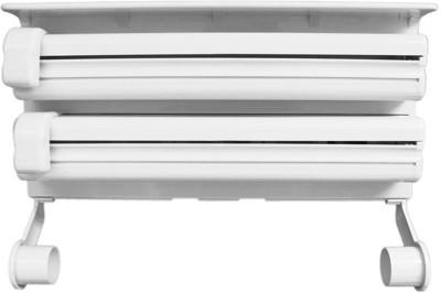jhondeal Triple Cling Film Wrap Aluminium Foil & Kitchen Roll TPD-201 Paper Dispenser