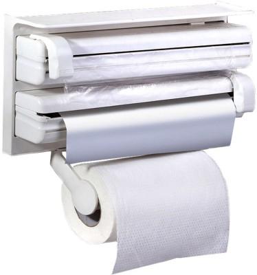 Swarish Triple For Cling Film Wrap Aluminium Foil & Kitchen Roll SL54 Paper Dispenser