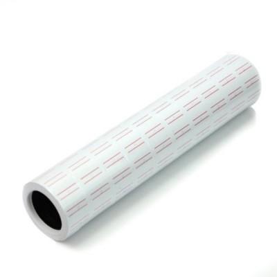 Divinext Hot 10 Rolls Price Gun Paper Self-Adesive Paper Label(White)