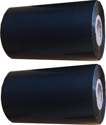 Royaltec 60MMX300MTR W-1100 Non-adhesive Paper Label(Black)