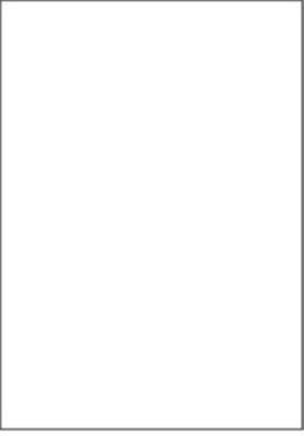 R R Enterprises 1 A4 Size Sticker Self Adhesive Paper Label