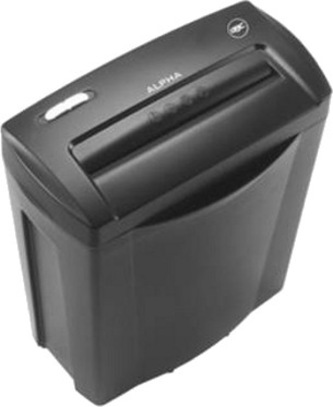 GBC Level 3 Cross-cut Home Paper Shredder(Black)