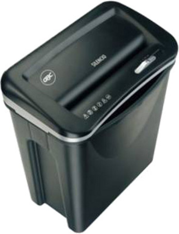 GBC Level 2 Strip-cut Office Paper Shredder(Black)