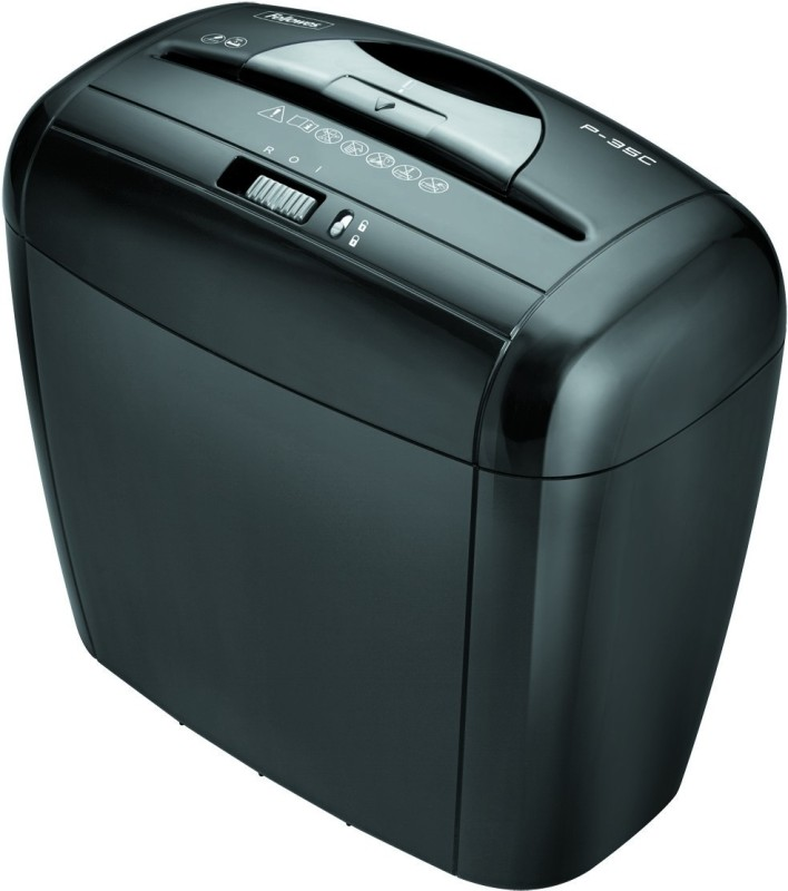 Fellowes Cross-cut Office Paper Shredder