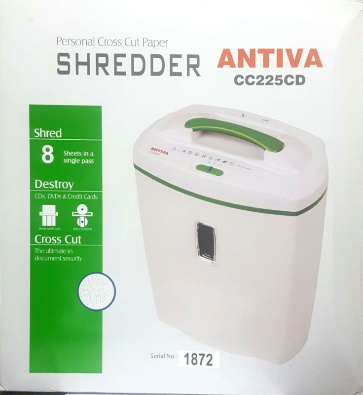 Antiva Antiva CC225CD Paper Trimmer(8)