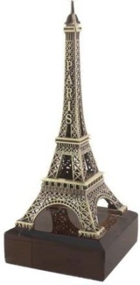 Kebica Eiffel Tower Metal, Plastic Paper Weights  with Rust Finsh
