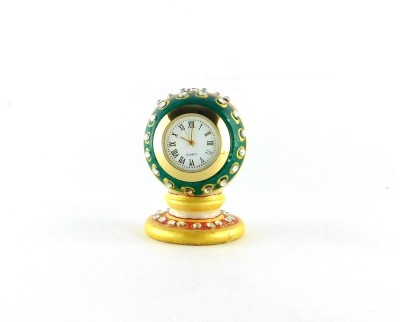 Chave Super Series Marble Paper Weights  with Round Marble Watch