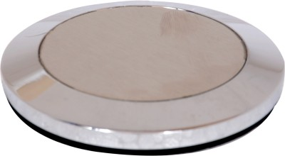 Doma JD243 Steel Paper Weights  with Silver Finish(Set Of 1, Silver)