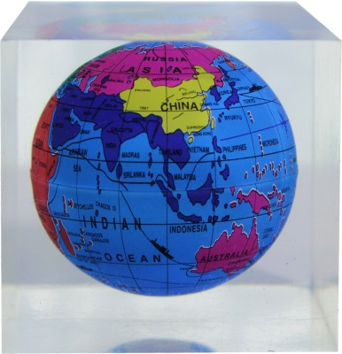 Digimac Globe Paper Fiber Glass Paper Weights  with Fiber Glass