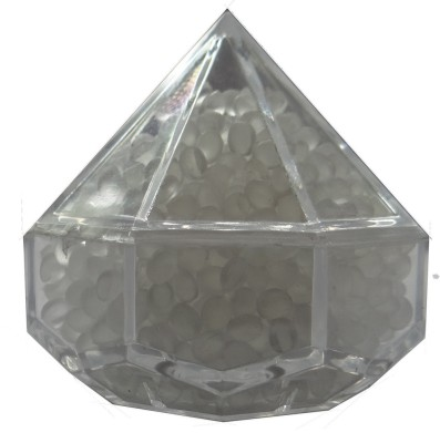 Miracle Diamond Lavender Paper Weights  with Glass Finish