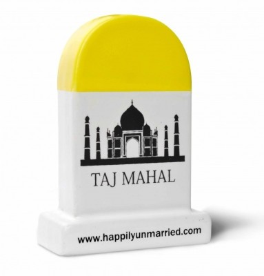 Happily Unmarried Agra Milestone Ceramic Paper Weights