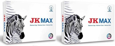 JK Copier Max Unruled A4 Copy Paper