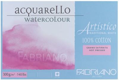 Fabriano Artistico Traditional White Watercolor Paper