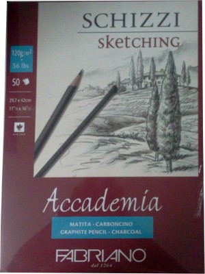 Fabriano Accademia A3 Drawing Paper