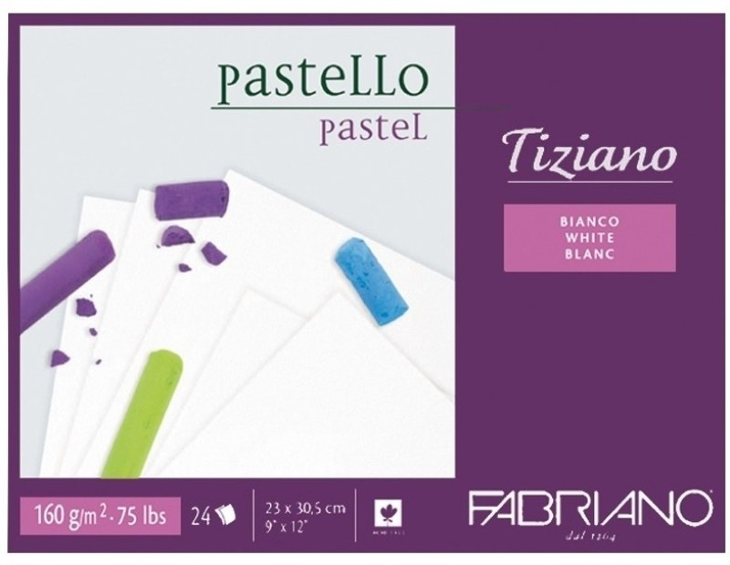 Fabriano Tiziano Drawing Paper(White)