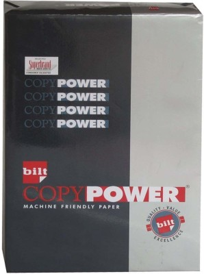 Bilt Copier Unruled A4 Printer Paper