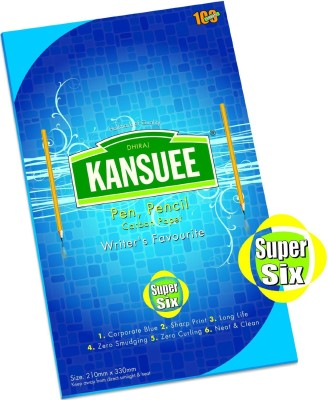 Kansuee Super Six Seriex Unruled FS Carbon Paper