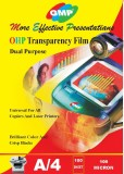 GMP A4 OHP 100 Micron Transparency Film ...