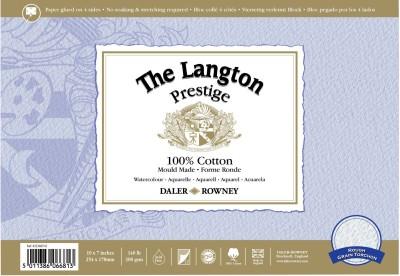 Daler-Rowney Langton Prestige Water Color Paper