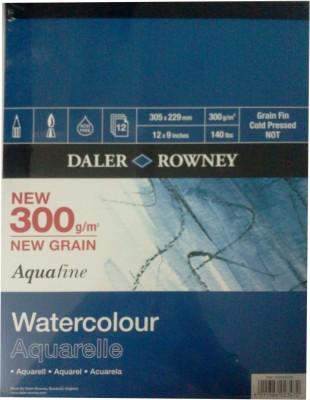Daler-Rowney Aquafine Water Color Paper
