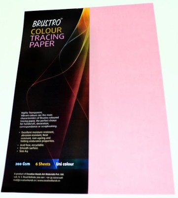 Brustro Tracing Unruled A4 Multipurpose Paper
