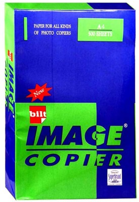 Bilt Super Series Unruled A4 Printer Paper
