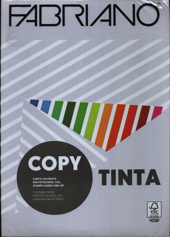 Fabriano Copytinta A4 Multipurpose Paper(Grigio)