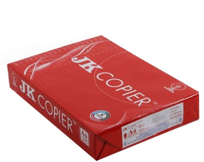 JK Copier Wholesale Pack Unruled A4 A4 paper(Set of 10, White)