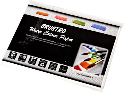 Brustro Watercolor Paper 200 gsm Pack (5