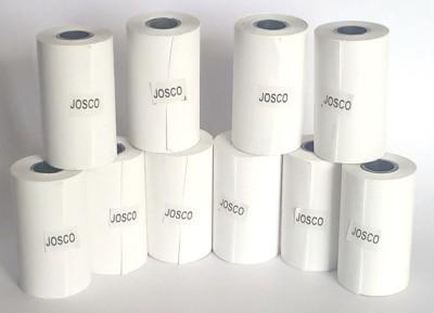 Josco Thermal plain 57mm x 15 Mtrs Length Paper Roll