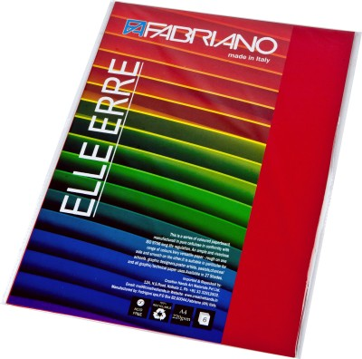 Fabriano Elle Erre (Pack of 2) A4 Drawing Paper