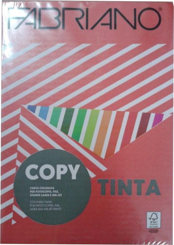 Fabriano Copytinta A4 Multipurpose Paper(Rosso)