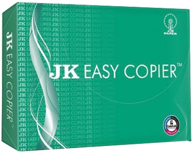 JK Easy Copier� Unruled A4 Printer Paper(Set of 1, White)