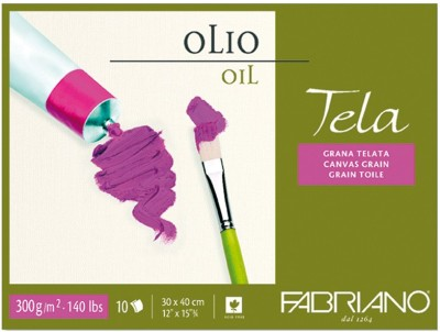 Fabriano Tela Drawing Paper