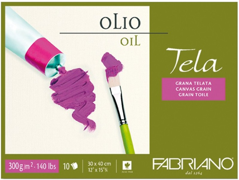 Fabriano Tela Drawing Paper