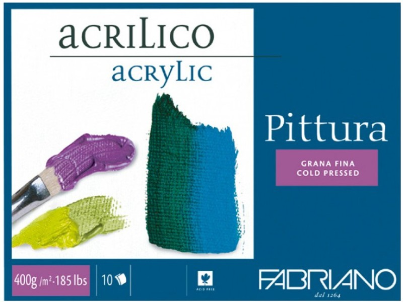 Fabriano Pittura Drawing Paper