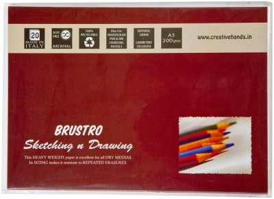 Brustro Artist A5 Drawing Paper