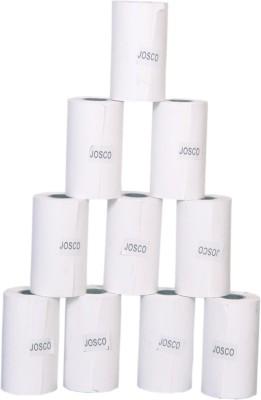 Josco Thermal plain 57mm x 18 Mtrs Paper Roll