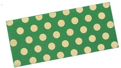 Poet's Choice Polkadot Unruled 4R Coloured Paper