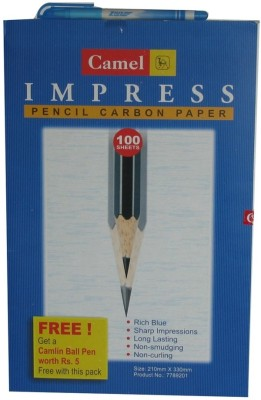 Camlin Impress Unruled FS Carbon Paper